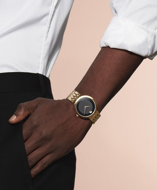 MOVADO Esperanza0607059 – Men's 39 mm bracelet watch - Other view
