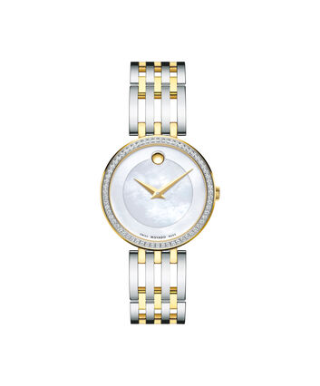 MOVADO Esperanza0607085 – Women's 28 mm bracelet watch - Front view
