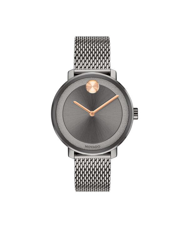 MOVADO Movado BOLD3600581 – 34 mm grey bracelet watch - Front view