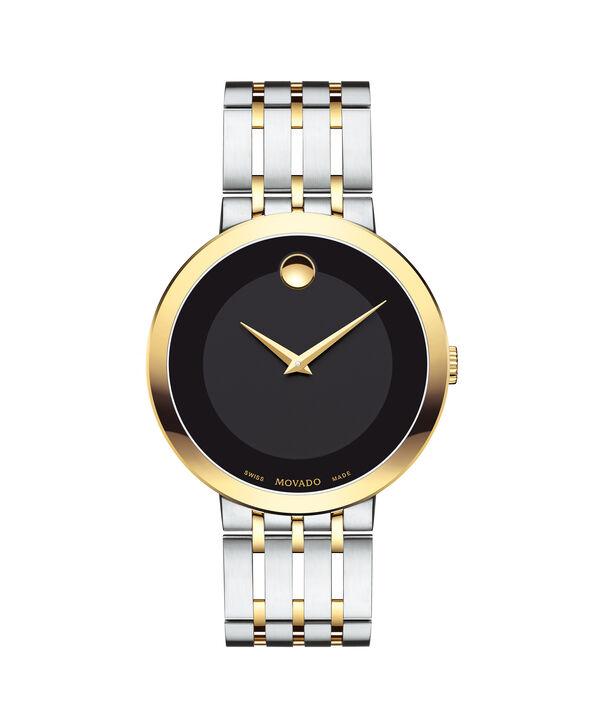 MOVADO Esperanza0607058 – Men's 39 mm bracelet watch - Front view