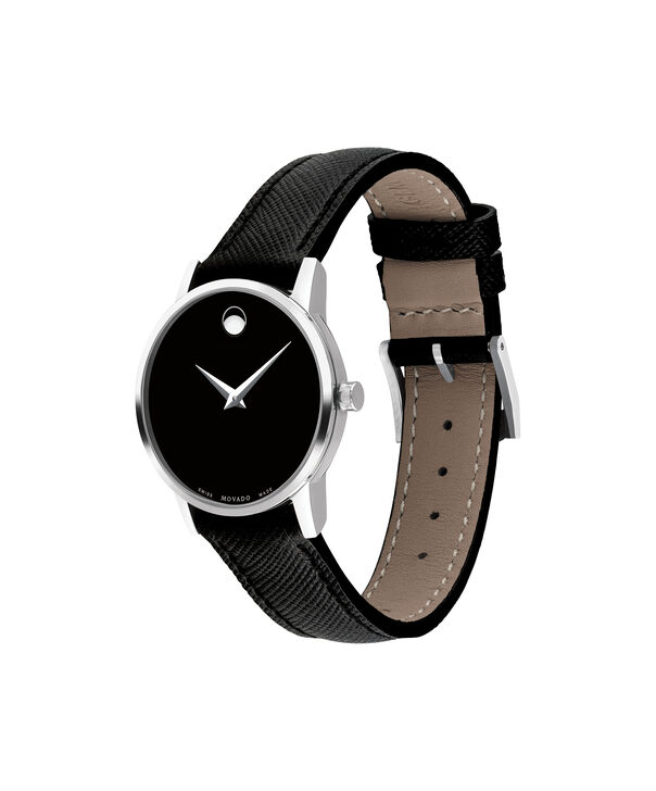 MOVADO Museum Classic0607204 – Women's 28 mm strap watch - Side view
