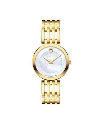 MOVADO Esperanza0607054 – Women's 28 mm bracelet watch - Front view