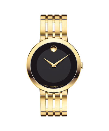 MOVADO Esperanza0607059 – Men's 39 mm bracelet watch - Front view