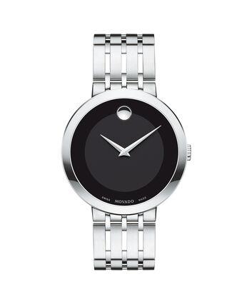 MOVADO Esperanza0607057 – Men's 39 mm bracelet watch - Front view